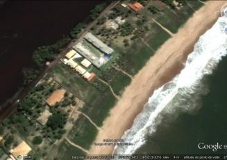 Beachfront land for developers Itacimirim Bahia