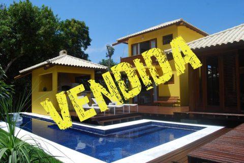 Home for sale Quinta das Lagoas Itacimirim Bahia